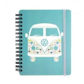 Elgate Patterned VW Campervan Notepad