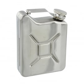 Harvey Makin Petrol Can Hipflask