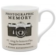 McLaggan Smith Photographic Memory Small Mug