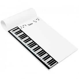 Padblocks Piano Keys A5 Notepad