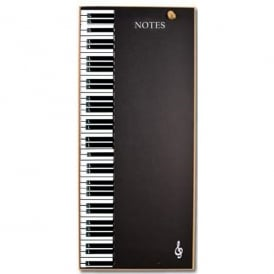 Padblocks Piano Keys Long Chalkboard