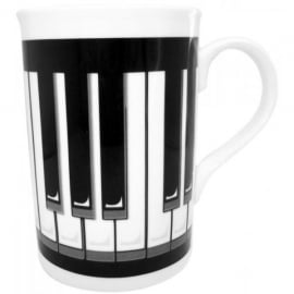 Padblocks Piano Keys Mug