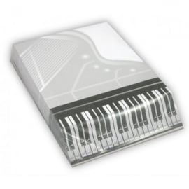 Padblocks Piano Keys Slant Pad