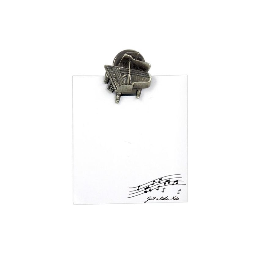 Clere Concepts Piano Metal Notelet Clip