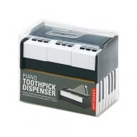 Kikkerland Piano Toothpick Dispenser