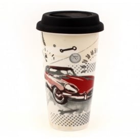 Leonardo Pit Stop Cars Travel Mug