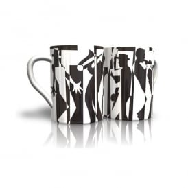 Music Gifts Company Playing Jazz Mug