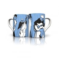 Music Gifts Company Playing The Blues Mug