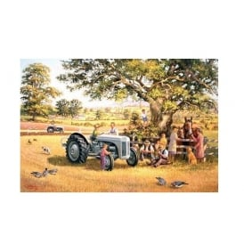 House Of Puzzles Ploughmans Lunch Jigsaw - 1000 Pieces