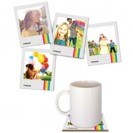 Fizz Creations Polaroid Photo Coasters