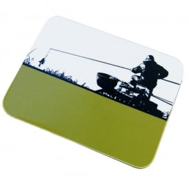 The Art Rooms Pole Fishing Coaster - Single