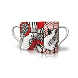 Music Gifts Company Pop Art Mug