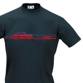 Rescue Fashion Porsche 911 T-Shirt