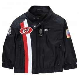 Up and Away Racing Car Kids Jacket
