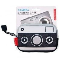 Kikkerland Retro Camera Neoprene Case