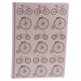 Puckator Retro Cycling A5 Notepad