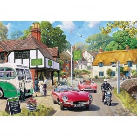 Gibsons Roadside Refreshment Jigsaw (1000 Pieces)