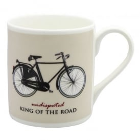 McLaggan Smith Roderick Field - King Of The Road Large Mug