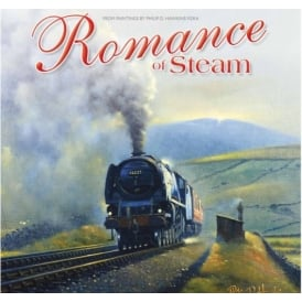 Carousel Calendars Romance Of Steam Calendar 2018