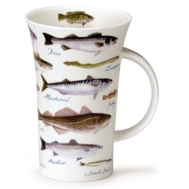 Dunoon Sea Fish Glencoe Mug