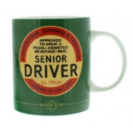 Harvey Makin Senior Driver Mug