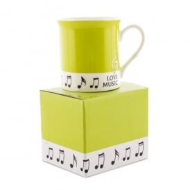 Little Snoring Sereno Notation Mug