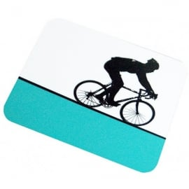 The Art Rooms Silhoutte Cycling Coaster - Single