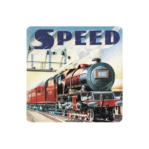 Half Moon Bay Speed Train Coaster - Single
