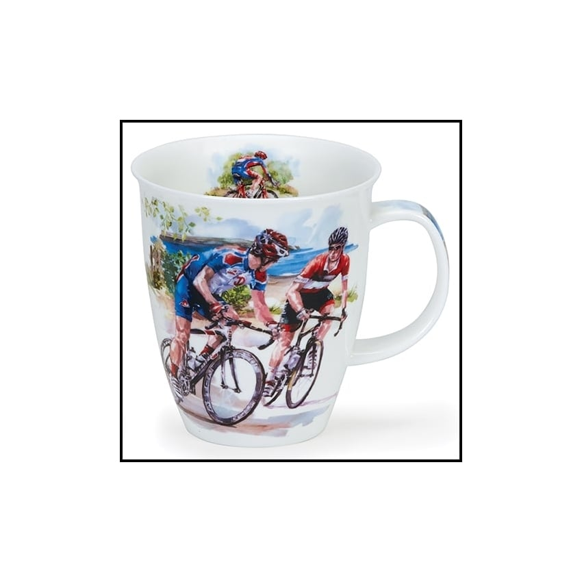 Dunoon Sporting Life Cycling Nevis Mug