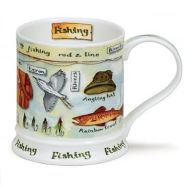 Dunoon Sports Fishing Iona Mug