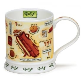 Dunoon Sports Golf Iona Mug