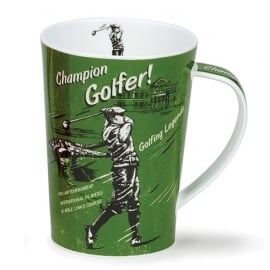 Dunoon Sports Stars Golf Argyll Mug
