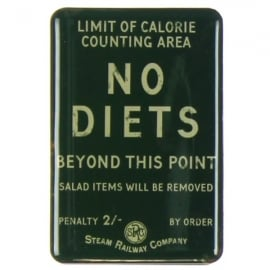 Harvey Makin Steam Railway Magnet Board - No Diets