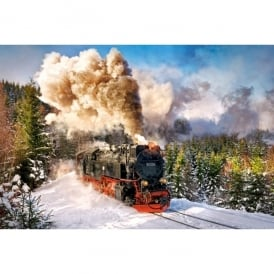 Castorland Steam Train Jigsaw - 1000 Pieces