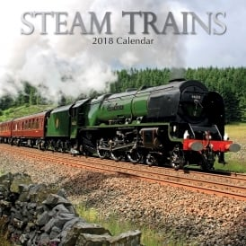 Gifted Stationery Steam Trains 2018