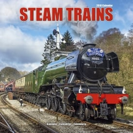 Avonside Steam Trains Calendar 2018