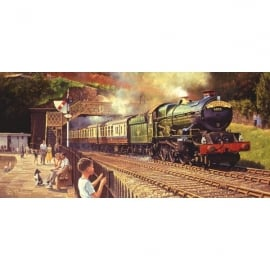 Gibsons Sunshine & Steam Jigsaw - 636 Pieces