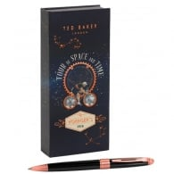 Wild & Wolfe Ted Baker Cycling Black and Copper Pen