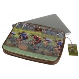 Wild & Wolfe Ted Baker Cycling Lap top sleeve