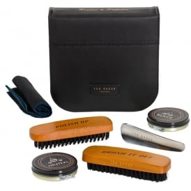 Wild & Wolfe Ted Baker Cycling Shoe Shine Kit