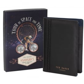 Wild & Wolfe Ted Baker Cycling Travel Wallet and Pen Set