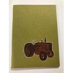 The Art Rooms Tractor A6 Notebook