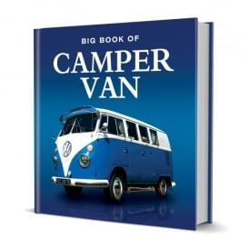 Demand Media The Big Book Of Campervans