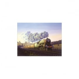 Rothbury Publishing The Flying Scotsman Greeting Cards - Pack of 6