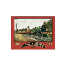Original Metal Sign Company The Flying Scotsman LNER Fridge Magnet