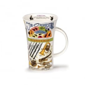 Dunoon The Orchestra Glencoe Fine China Mug