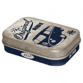 Casa Grande The Original Ride White VW Mint Tin