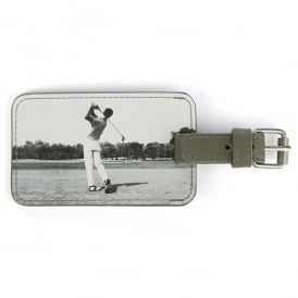 Catseye Through The Lens Golf Luggage Tag