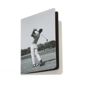 Catseye Through The Lens Golf Notebook