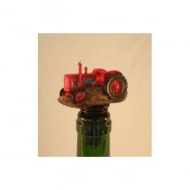 Wine Savers Tractor - Red Wine Bottle Stopper